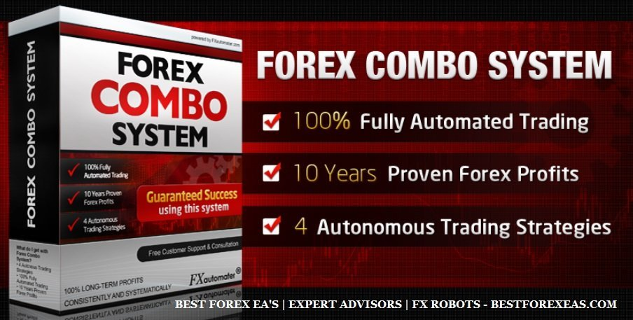 Forex Combo System Review - Forex Combo System Is A Powerful 4 In 1 FX Expert Advisor For Stable Profits And Reliable Forex Robot For The Metatrader 4 (MT4) Trading Platform