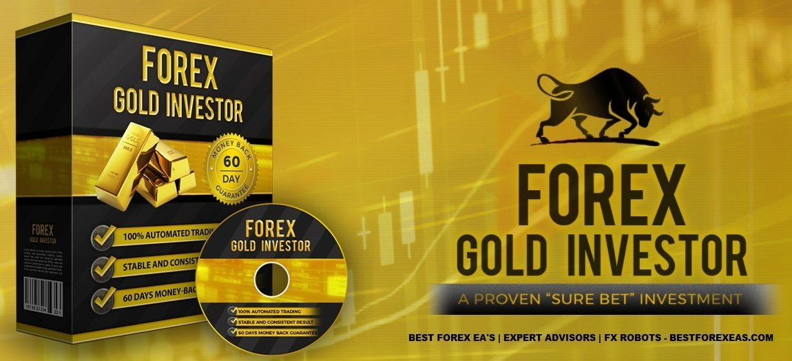 Forex Gold Investor EA Review - Forex Gold Investor EA Is The Best FX ExpertAdvisor For XAUUSD Trading And Profitable Forex Gold Trading Robot Created By The FXAutomater Team