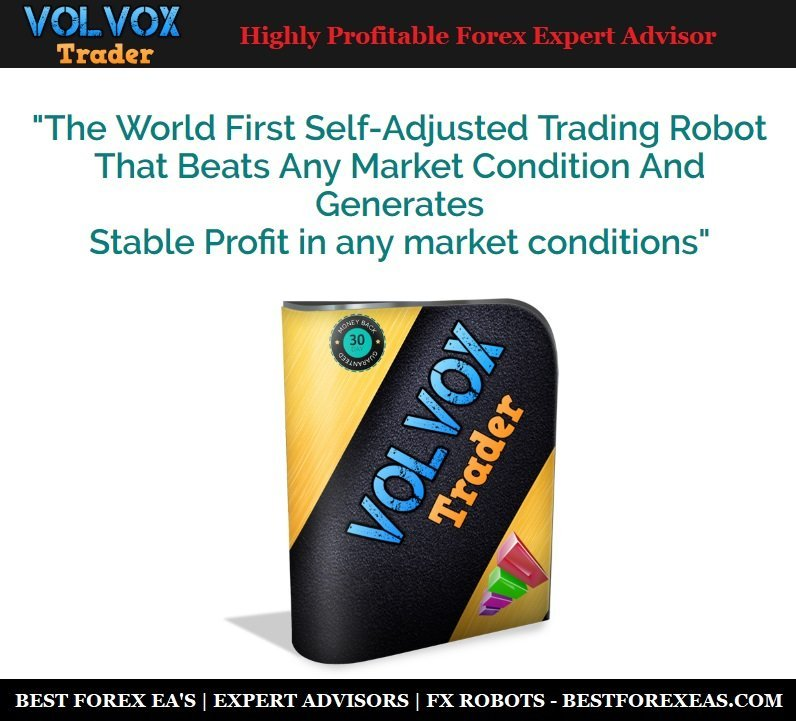 Volvox Trader EA Review - Volvox Trader EA Is A Highly Profitable FX ExpertAdvisor For Metatrader 4 (MT4) Platform And Reliable Forex Trading Robot Created For Professional Traders