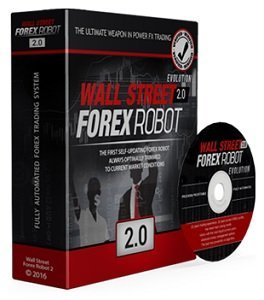 WallStreet Forex Robot 2.0 Evolution and FX Advisor - Best Robots Forex 2020