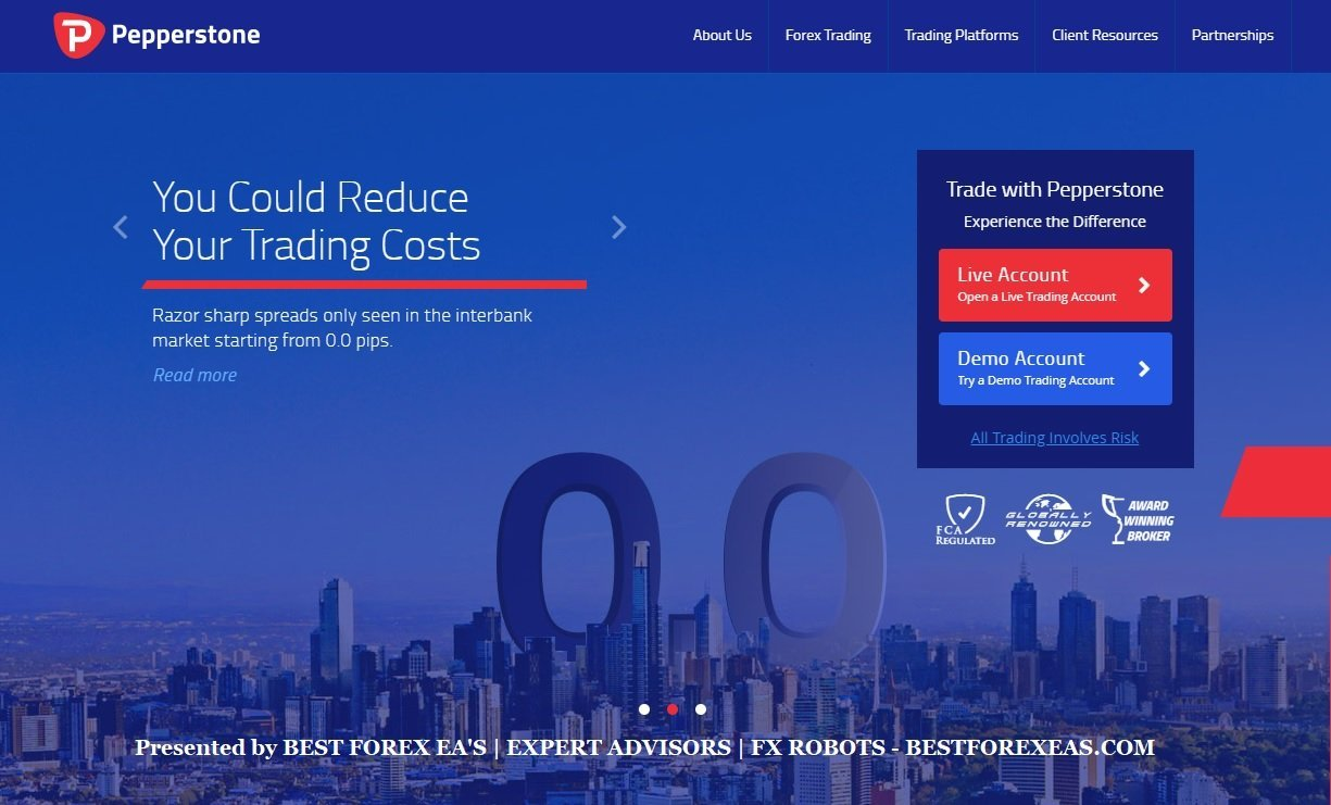 Pepperstone Review - Trading Conditions Like 0.0 Pips Spread - Reduce Your Trading Costs