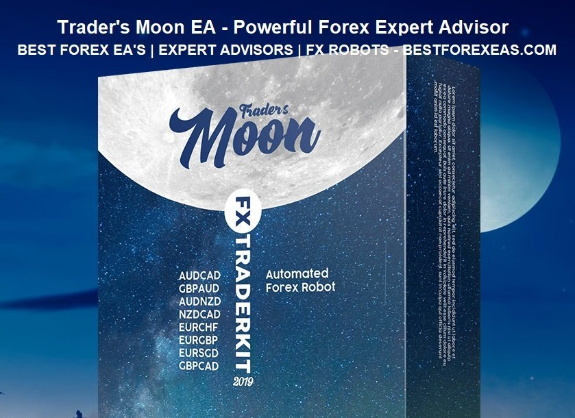 Trader's Moon EA Review - Trader's Moon EA Is A Powerful FX Expert Advisor For Metatrader 4 (MT4) Platform And Reliable Forex Trading Robot For Long-Term Profits