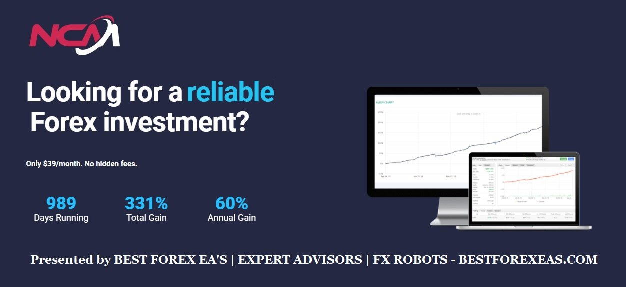 NCM Signal Review - NCM Signal Is The Best Automated Forex Trade Copier Service For Long-Term Profits Using 3 Forex Robots For Trading