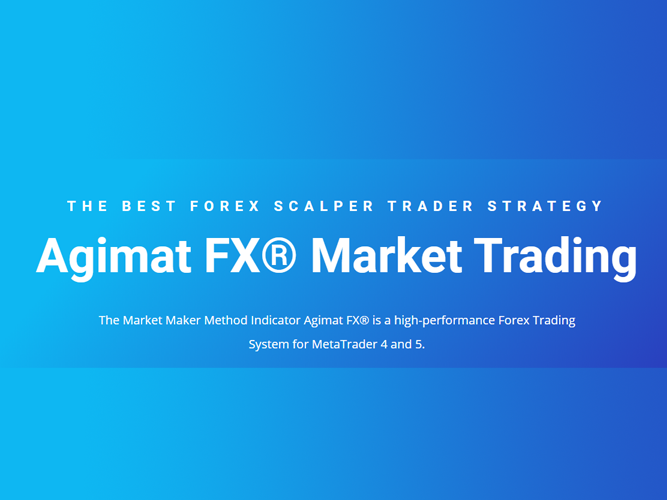 Agimat FX Pro EA - Profitable And Reliable FX Expert Advisor Using The Best Forex Scalper Trader Strategy
